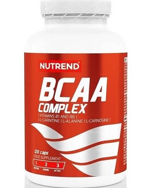 Nutrend BCAA Complex - Nutrend 120 kaps.