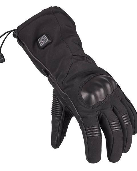 Glovii Vyhrievané lyžiarske a moto rukavice Glovii GS7 čierna - L