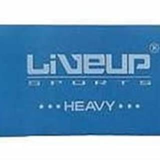 Aerobic guma LiveUp 5 cm - Tmavě modrá