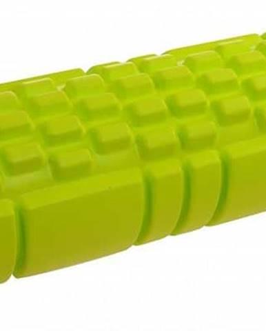 Masážní válec LIFEFIT JOGA ROLLER A11 45x14cm, zelený