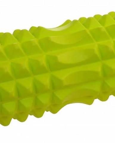 Masážní válec LIFEFIT JOGA ROLLER C01 33x13cm, zelený