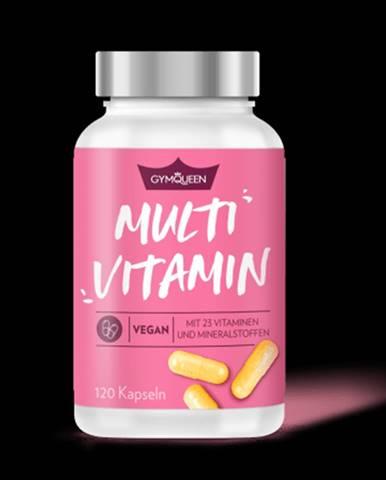GYMQUEEN Vegan Multivitamín 120 kaps.