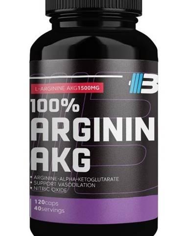 100% Arginin AKG - Body Nutrition 120 kaps.