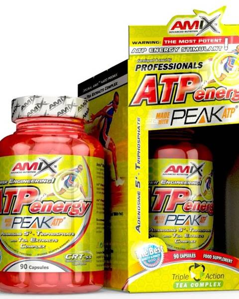Amix Nutrition Amix ATP Energy - Peak ATP 90 kapsúl