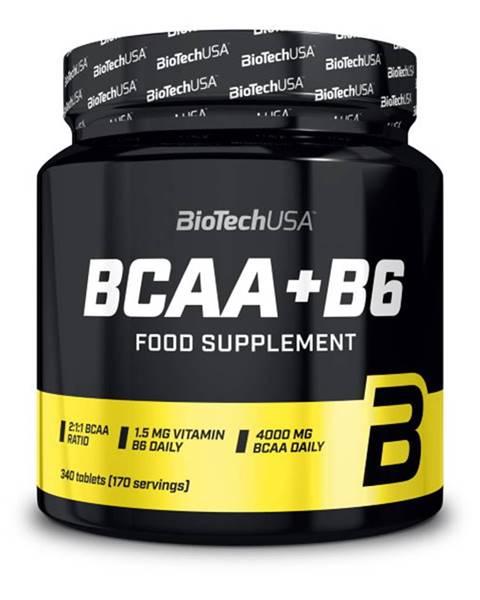 Biotech USA Biotech BCAA + B6 340 tabliet