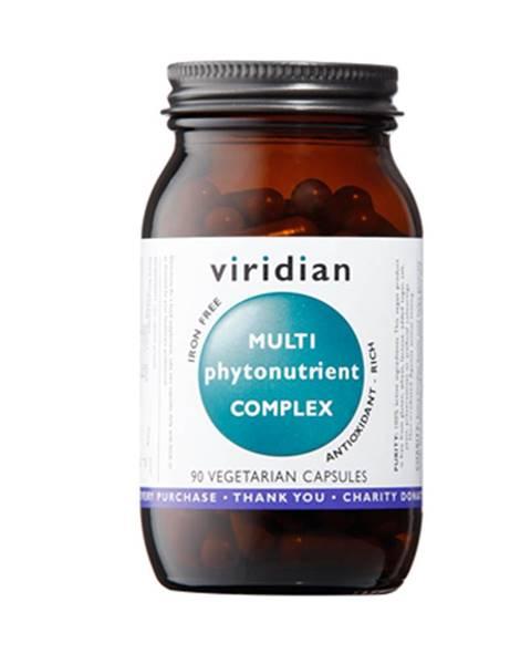 Viridian Viridian Multi Phytonutrienty Complex 60 kapsúl