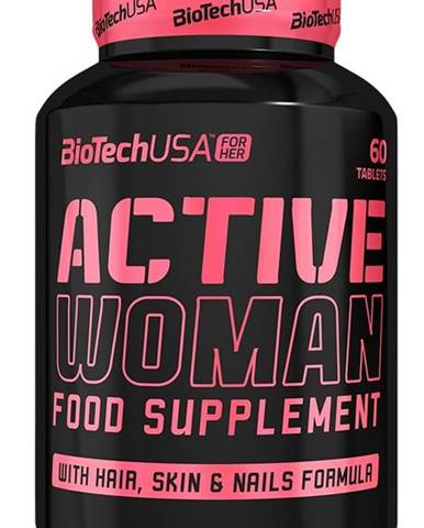 Biotech Active Woman 60 tabliet