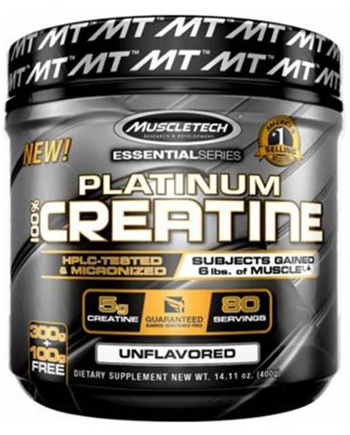 MuscleTech Platinum Creatine 400 g
