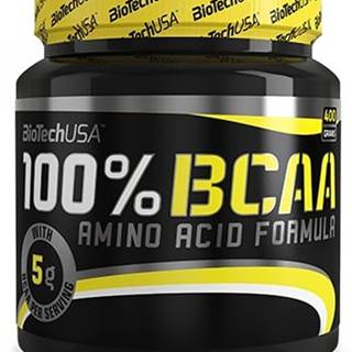 Biotech 100 % BCAA 400 g