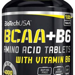 Biotech BCAA + B6 100 tabliet