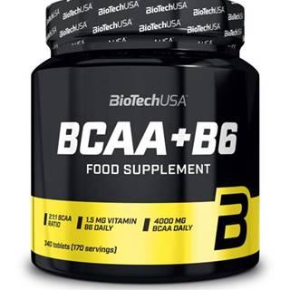 Biotech BCAA + B6 340 tabliet