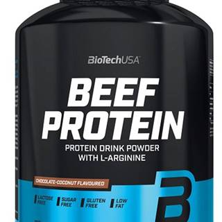 BioTech USA BioTech Beef Protein 1816 g variant: jahoda