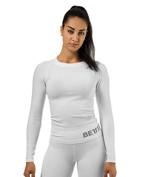 Better Bodies Better Bodies Tričko Nolita Seamless Long Sleeve biele variant: XS