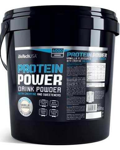 BioTech USA BioTech Protein Power 4000 g variant: čokoláda