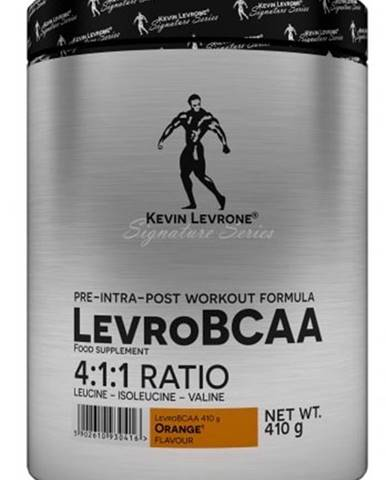 Kevin Levrone Levro BCAA 4:1:1 410 g variant: citrón
