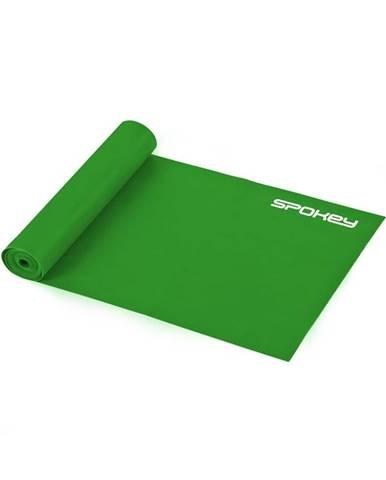 Spokey Ribbon II fitness guma stredný odpor variant: zelená