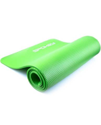 Spokey SOFTMAT Podložka na cvičenie 1 cm variant: zelená