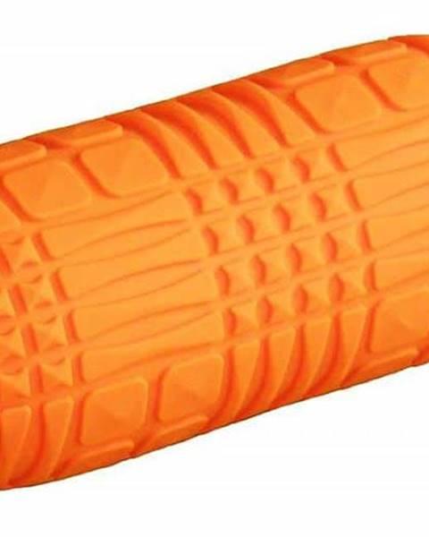 Sedco Masážní yoga váleček Sedco 30x18 cm oranžový