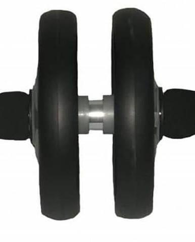 Posilovač kolečko dvojité B701 barva černo/šedá SEDCO