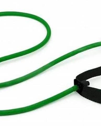 Posilovací expander/guma SEDCO s držadly - Obtížnost: Light - Zelená