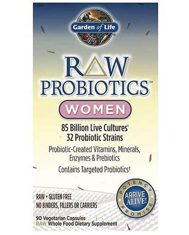 RAW Probiotika pro ženy - 85miliard CFU