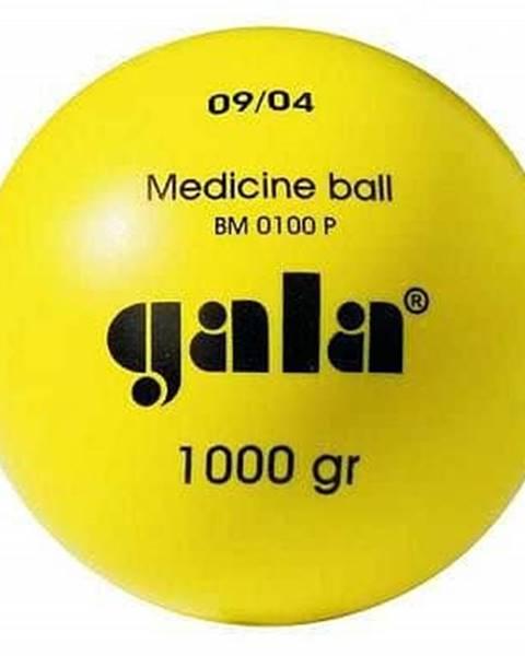 Gala Míč medicinální 3 kg plast Gala žlutý