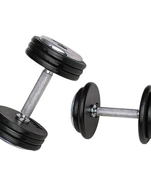 Insportline Jednoručná činka inSPORTline ProfiST 5 kg