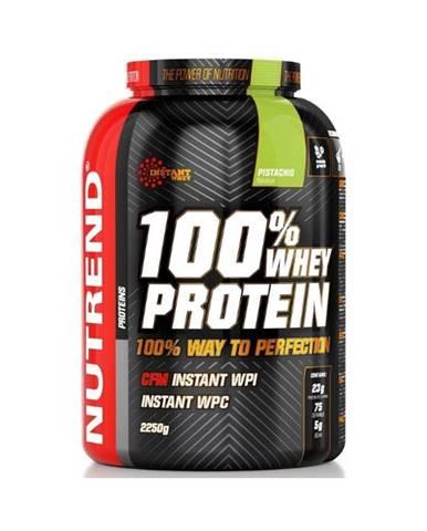 Nutrend 100% Whey Protein 2250 g ľadová káva