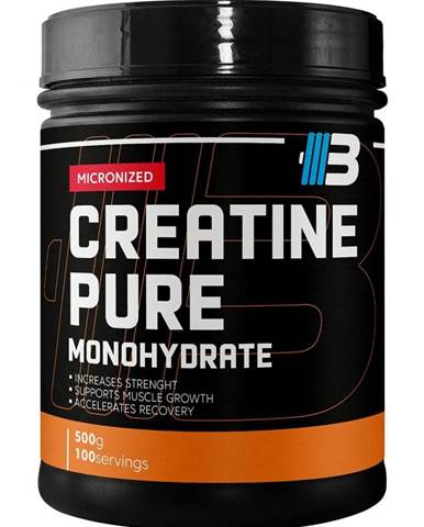 Creatine Pure Monohydrate - Body Nutrition 500 g dóza