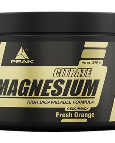 Magnesium Citrate - Peak Performance 240 g Berry Mix