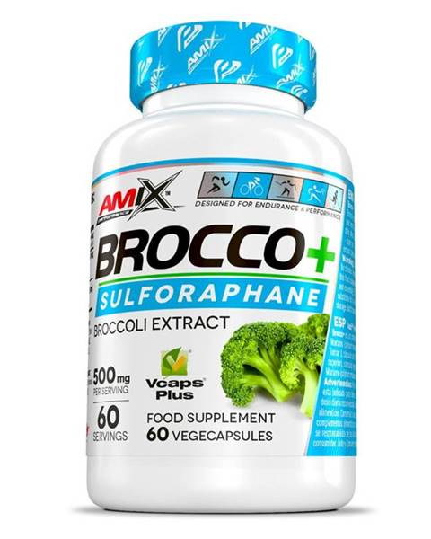 Amix Nutrition Amix Brocco + 60 kapsúl