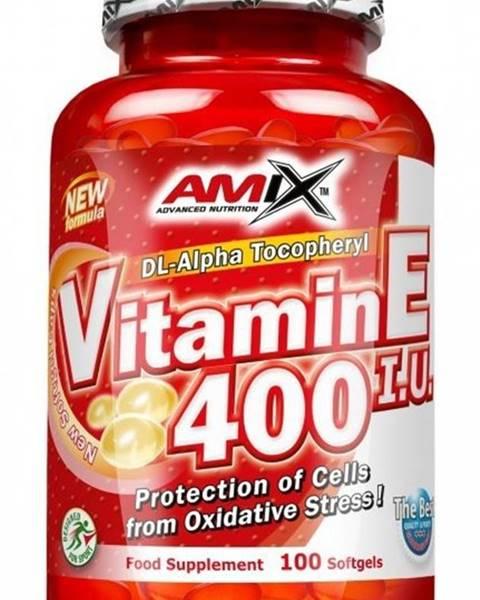 Amix Nutrition Amix Vitamín E 400 IU 100 kapsúl