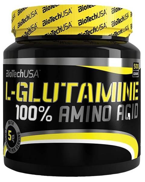 Biotech USA Biotech 100 % L-Glutamine 500 g