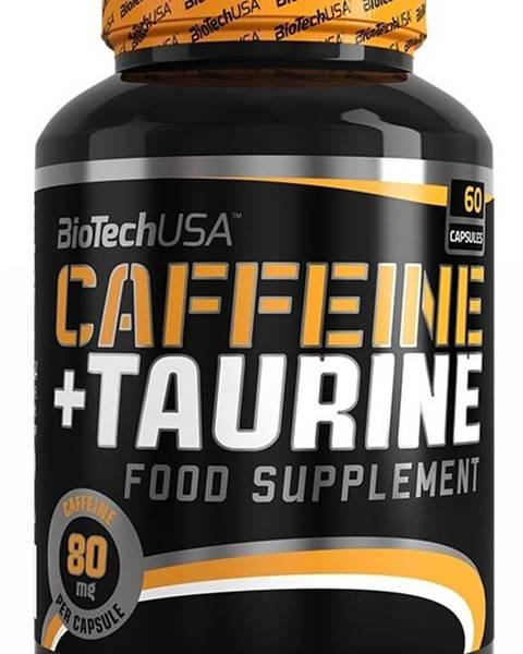Biotech USA Biotech Caffeine + Taurín 60 kapsúl