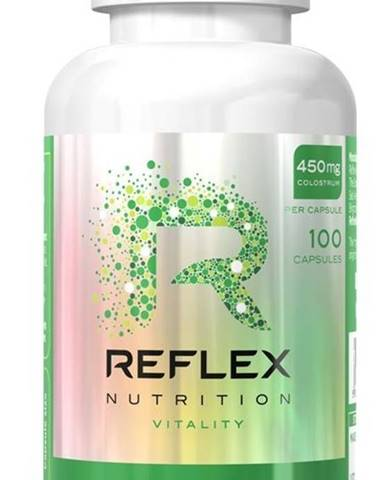 Reflex Colostrum 100 kapsúl