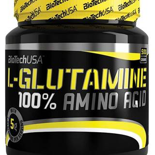 Biotech 100 % L-Glutamine 500 g
