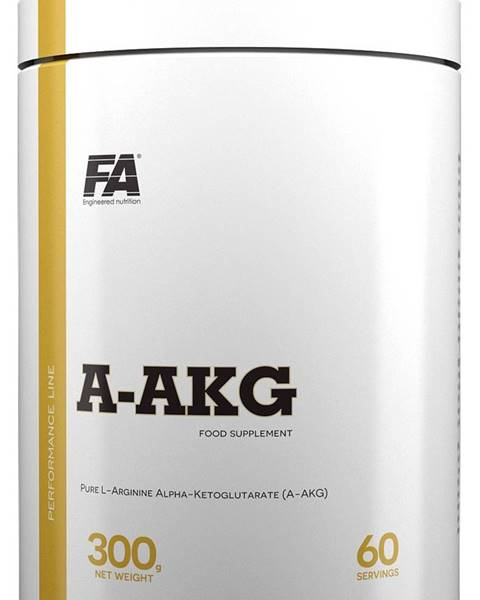 Fitness Authority Fitness Authority A-AKG 300 g variant: jahoda