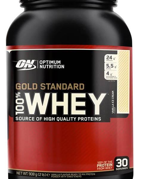 Optimum Nutrition Optimum Nutrition 100% Whey Gold Standard 899 g variant: banán