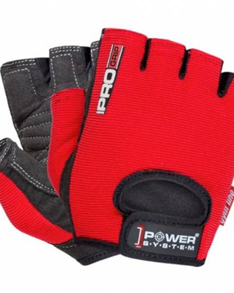 Power System Power System Rukavice Pro Grip červené variant: L