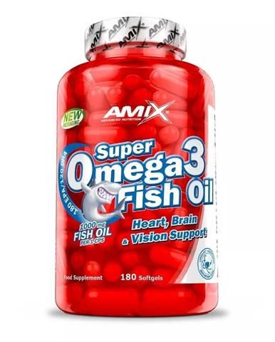 Amix Nutrition Amix Super Omega 3 Fish oil 180 kapsúl