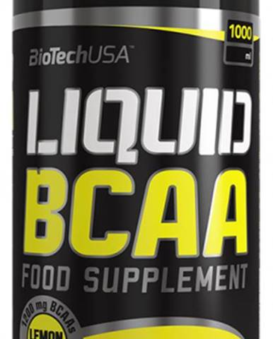BioTech USA BioTech BCAA Liquid 1000 ml variant: citrón