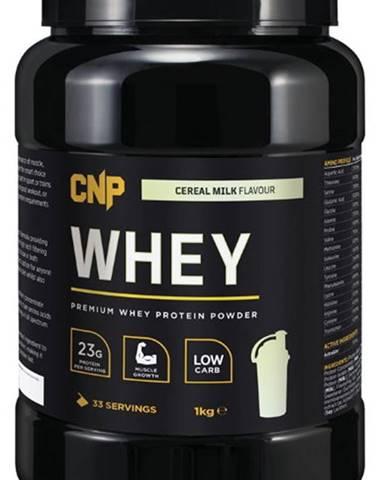 CNP Premium Whey 2000 g variant: cereálne mlieko