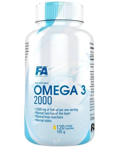 Fitness Authority Omega 3 120 kapsúl