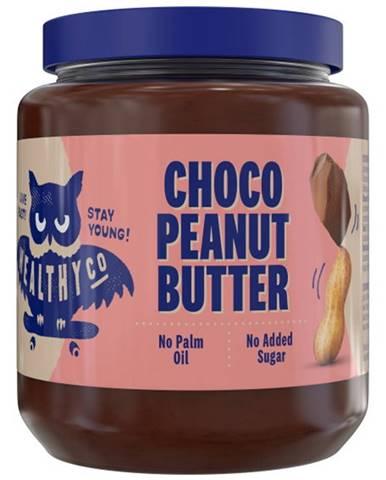 Healthyco Čokoládovo-arašidové maslo 320 g