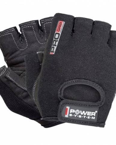 Power System Rukavice Pro Grip čierne variant: L