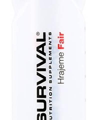 Survival Športová fľaša transparentná 750 ml