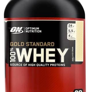 Optimum Nutrition 100% Whey Gold Standard 899 g variant: banán