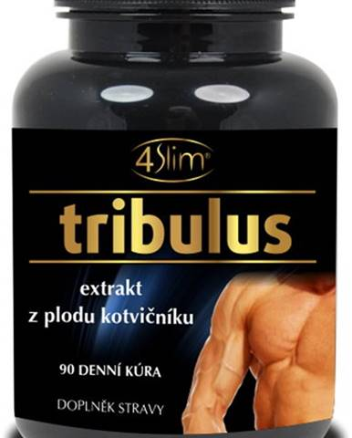 4Slim Tribulus Terrestris Fruit 500 mg 90 kapsúl