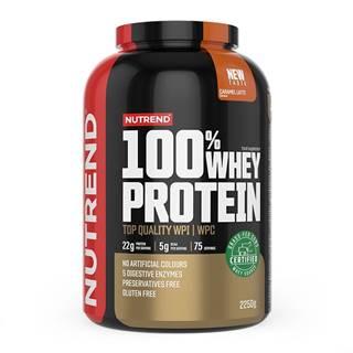 Nutrend 100 % Whey Protein 2250 g variant: ananás - kokos