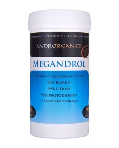Testosterónový booster Androrganics Megandrol 90g